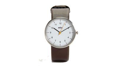 BN-21 Watch,  $160, Braun