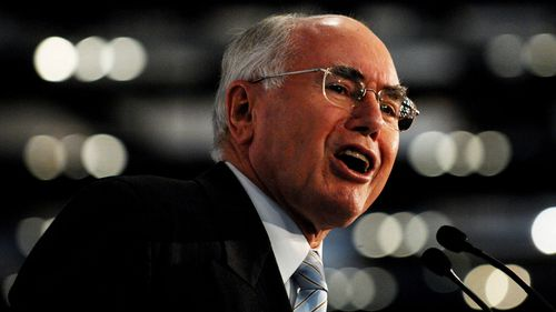 John Howard was considered past his prime in his late 60s.