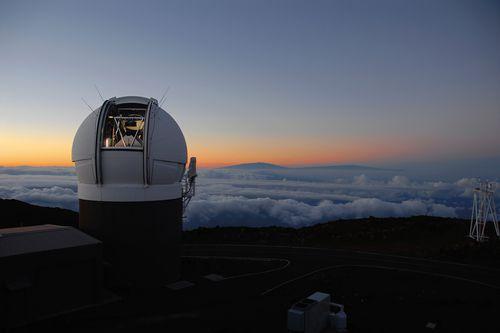 Primer objeto interestelar detectado por el telescopio de la NASA