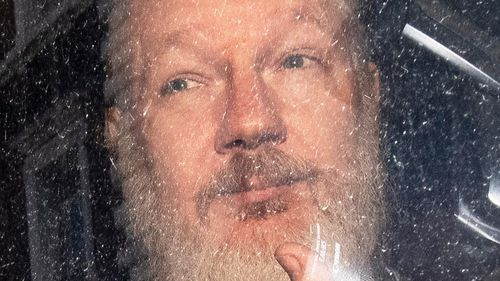 Assange 'not well', U.S.  extradition hearing moved to June