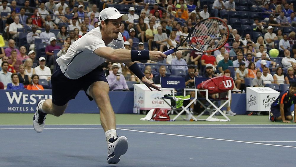Andy Murray. (AAP)
