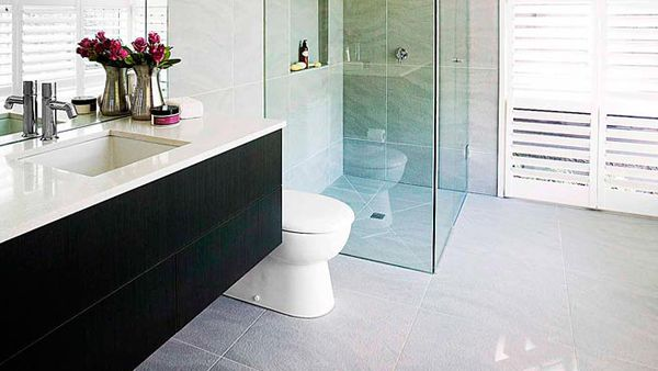 Don't waste a drop: reducing bathroom water usage
