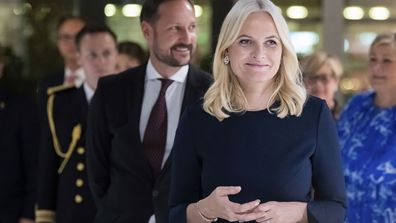 Norway Crown Princess Mette Marit