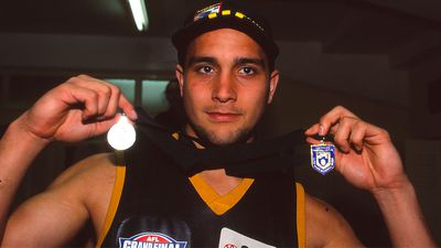 1994 - Fremantle trades rights to McLeod