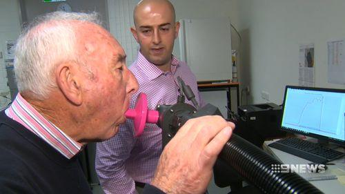 A similar trial is being undertaken at Flinders University.