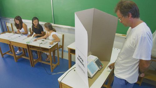 Electronic voting on the backburner, after hacking fears
