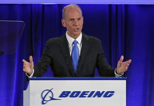 Boeing CEO Dennis Muilenburg said pilots involved in recent deadly crashes didn't 'completely' follow procedure.