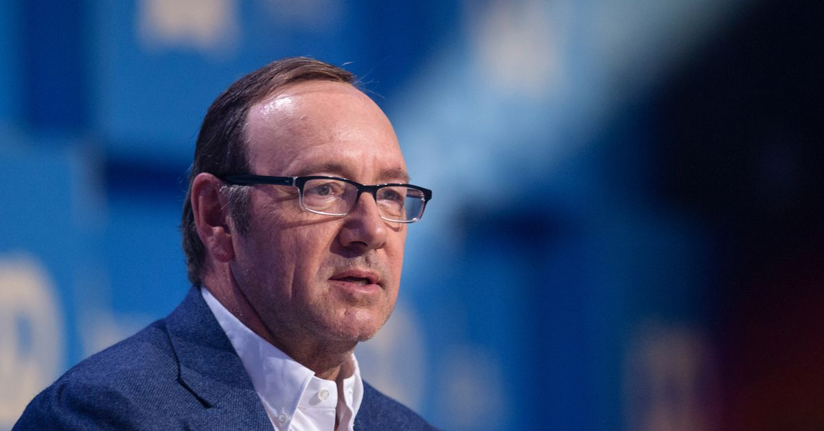 Kevin Spacey delivers annual Christmas message: 'It does get better' – 9TheFIX