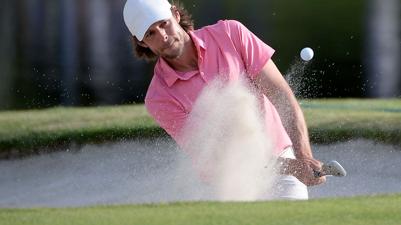 Injury has ended Aaron Baddeley's season on the PGA Tour.