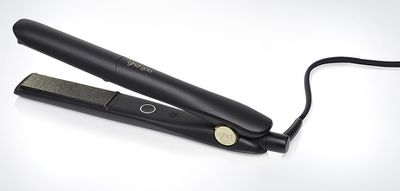 "<strong><em>Straighten up with GHD's latest iron that has the Midas touch. This celebrity-approved product will provide sleek and smooth locks in seconds. </em></strong><a href=""https://www.ghdhair.com/au/gold-series/ghd-gold-styler"" target=""_blank"" draggable=""false"">GHD Gold Styler, $280</a>"