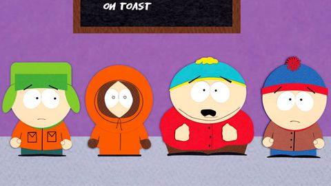 South Park renewed for five more years