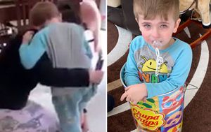 Melbourne child gets stuck in Chupa Chups tin, mother forced to call Triple Zero