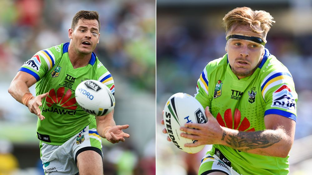Raiders halves are too green: Daley