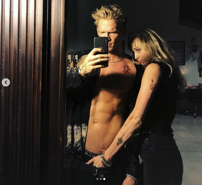 Cody Simpson, Miley Cyrus