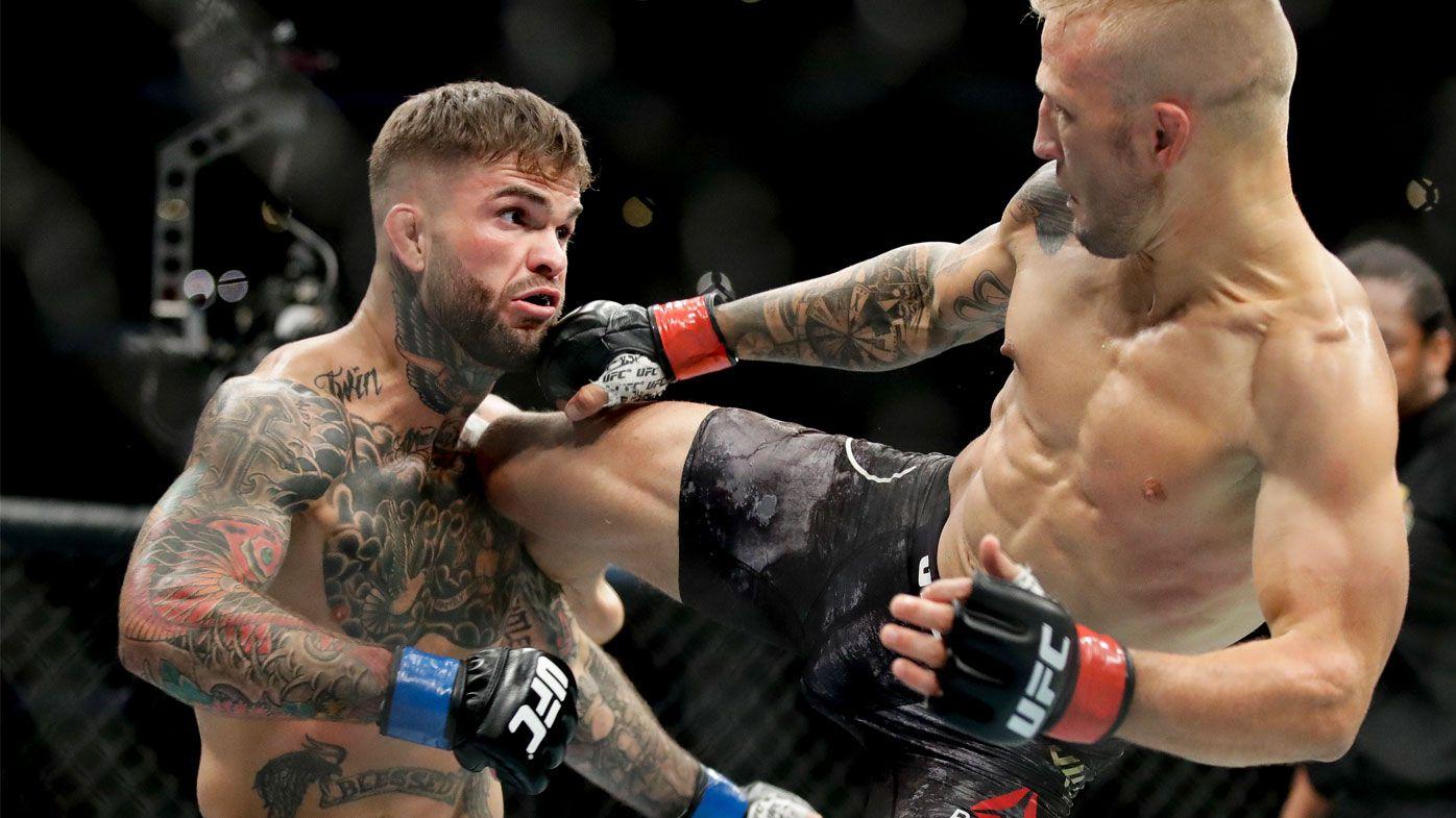 Henry Cejudo ends Demetrious Johnson's long UFC reign