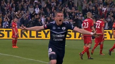 Overhead kick my A-League best: Besart Berisha