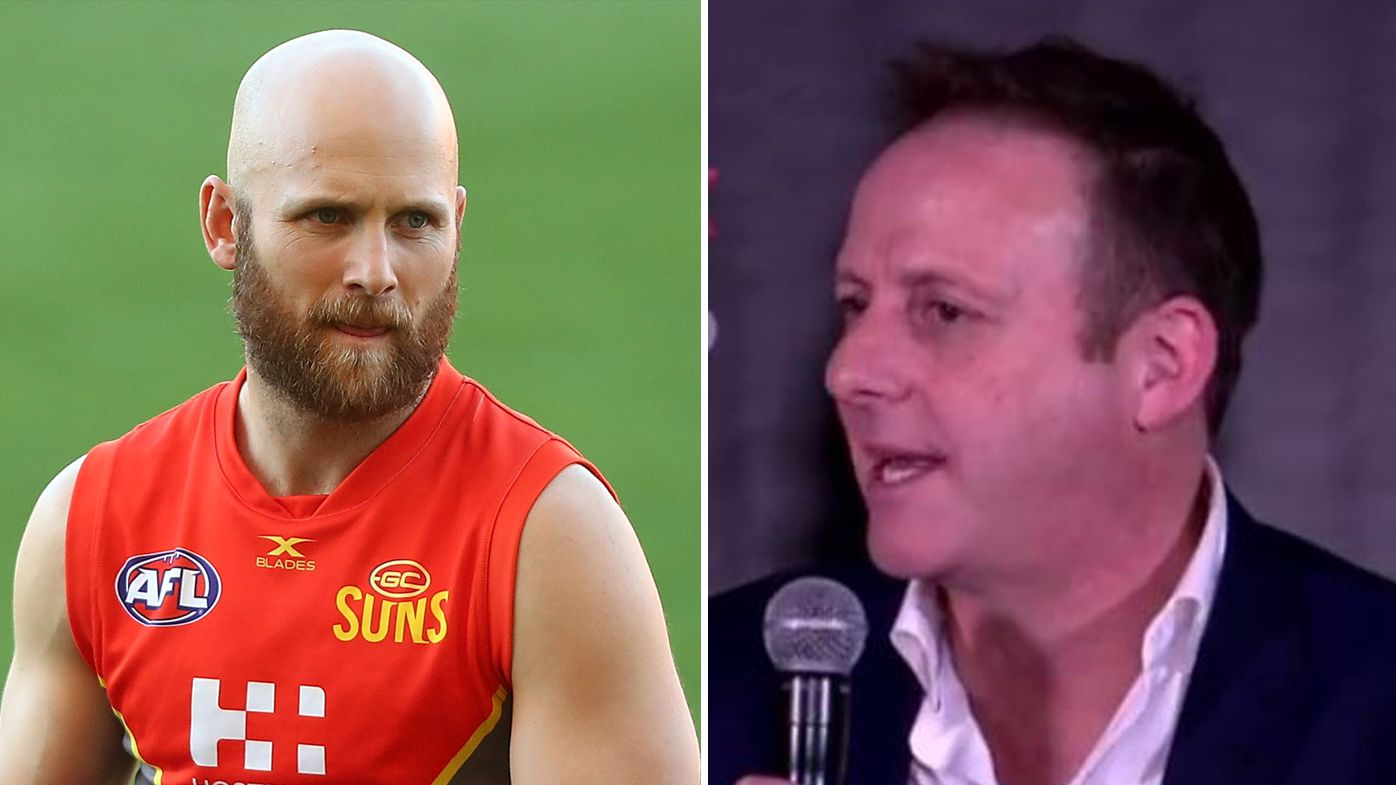 AFL news: Gary Ablett's manager Liam Pickering addresses Gold Coast-Geelong trade rumours