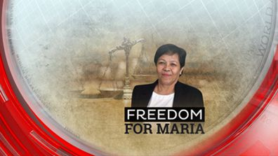 Freedom for Maria