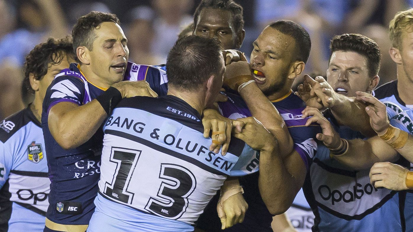 How to live stream Melbourne Storm vs Cronulla Sharks