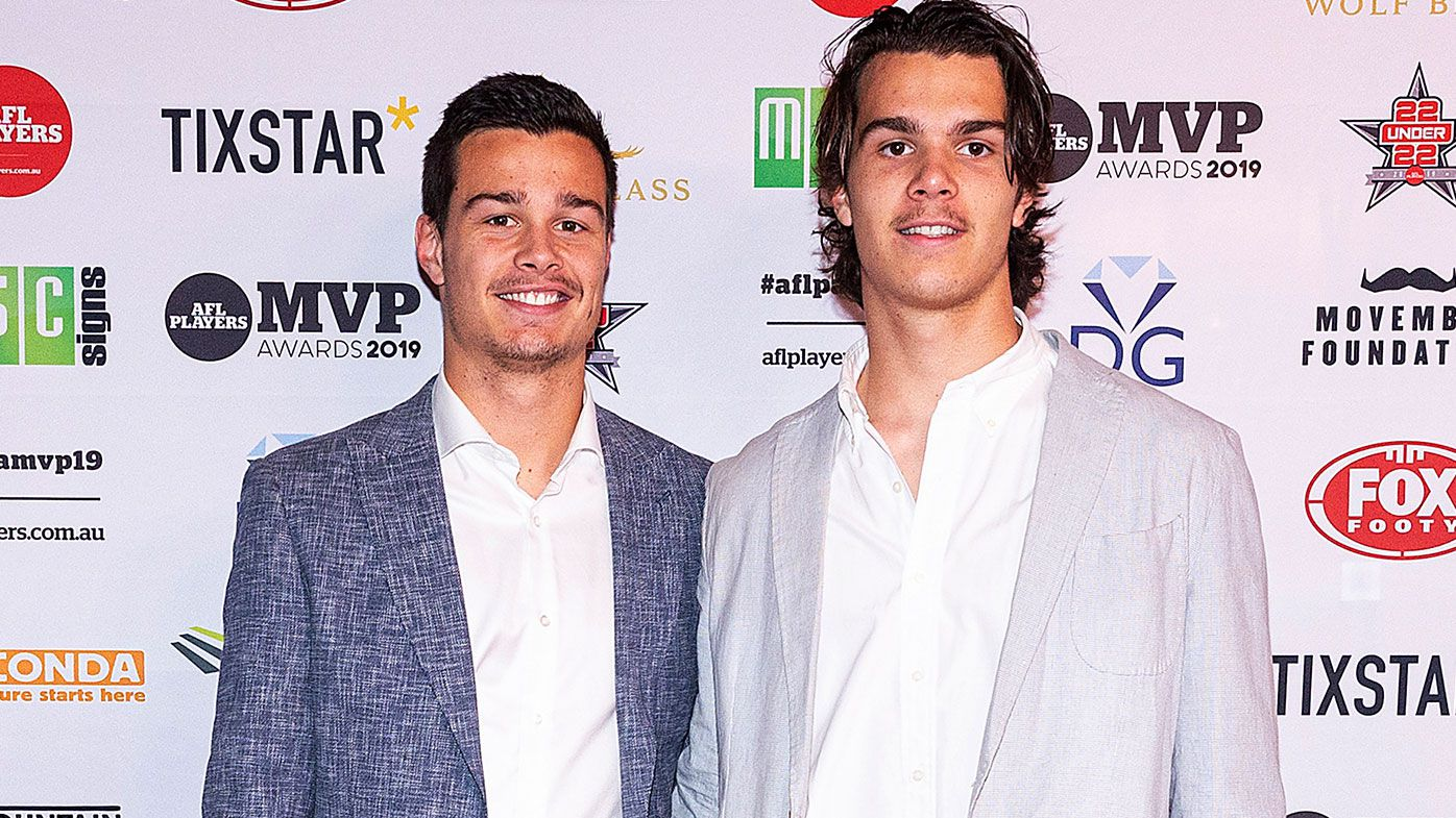 'Made a bad decision': Silvagni brothers disciplined by Carlton for drinking while injured