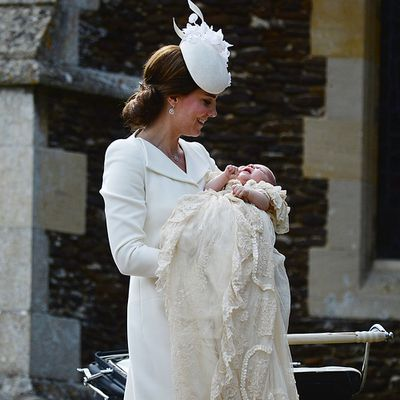 Princess Charlotte of Cambridge, July 2015