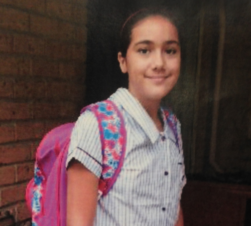 Schoolgirl Tiahleigh Palmer was murdered by foster father Rick Thorburn. Picture: Supplied