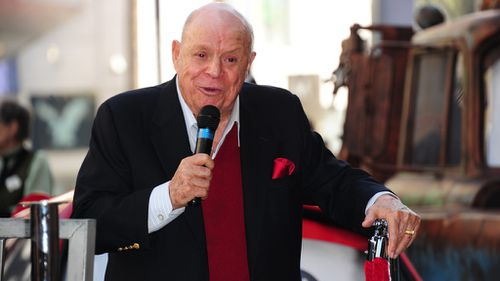Legendary comedian and actor Don Rickles has died age 90. (AFP)