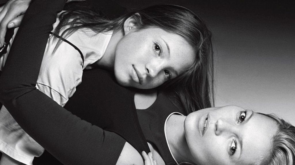Kate Moss's daughter is a model now