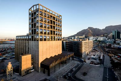 <strong>Best Tall Building Africa and the Middle East: Zeitz MOCAA, Cape Town</strong>