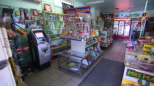 Steve Van Meeteren has run Carmichael's Corner Store for 10 years, but after the recent stabbing attack he is unsure he will ever step foot in there again.