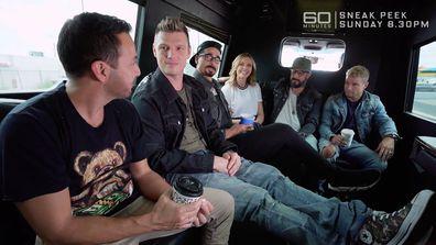 Backstreet Boys, 60 Minutes Australia
