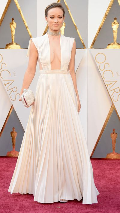 Olivia Wilde in Valentino Haute Couture