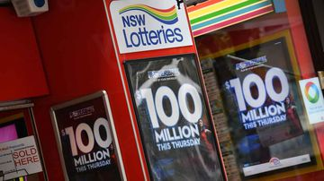 A Sydney family are $36 million richer after winning the lottery.