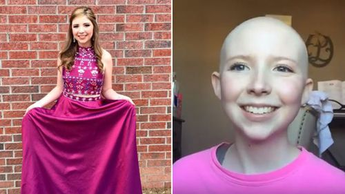 Laura's life has changed drastically since her diagnosis, and she is unable to work or attend school. (Laura James)