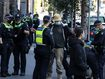 Police flood into Melbourne as protests enter fourth day