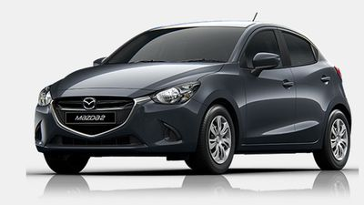 The Mazda 2 Neo was rated the best value light car under $17,000, with the Honda Jazz VTi coming second, and the Ford Fiesta Ambiente coming third. (Supplied)