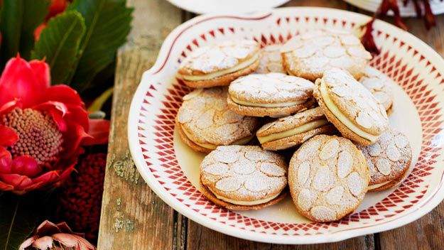 Sharon's honey biscuits