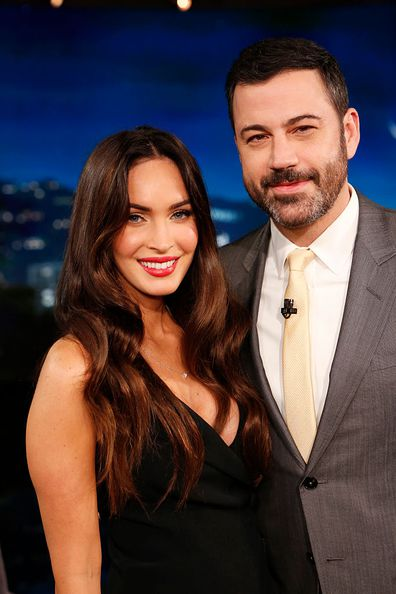 Megan Fox, Jimmy Kimmel