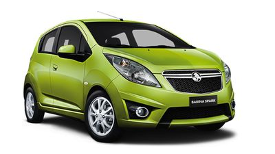 Wheels Magazine has unveiled its annual list of Australia's best value cars with the Gold Star Value Awards.<br><br>The Holden Barina Spark CD was number one for city cars, with Suzuki Celerio coming second and Nissan Micra ST coming in third. (Supplied)<br><br><b>Click through the gallery to find out the top three best value vehicles in each category.</b>