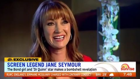 Jane Seymour reveals 'devastating' sexual harassment by Hollywood producer
