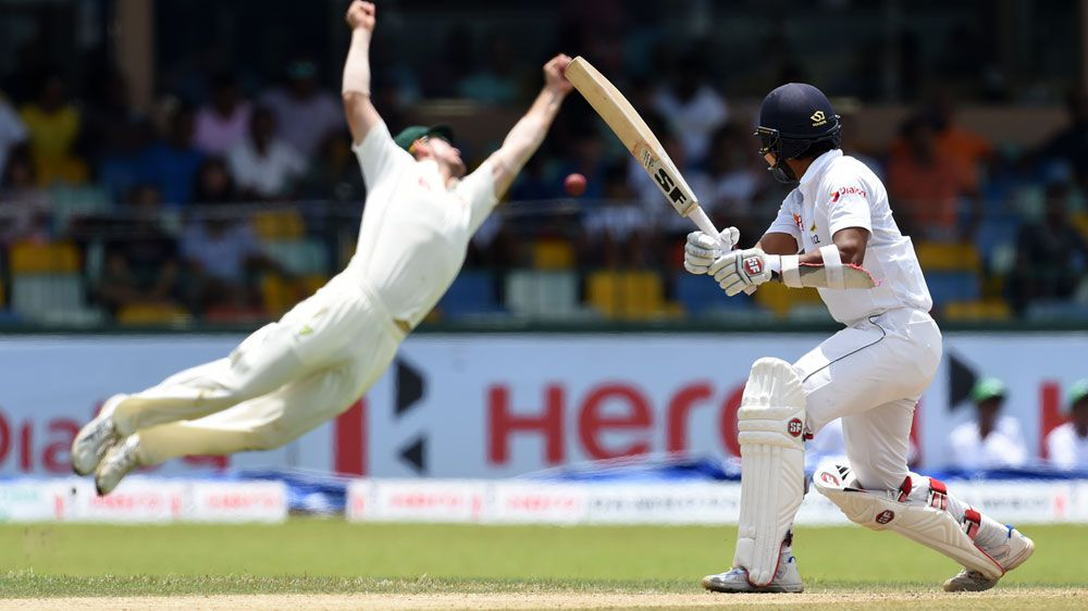 Aussie batsmen step up in Colombo