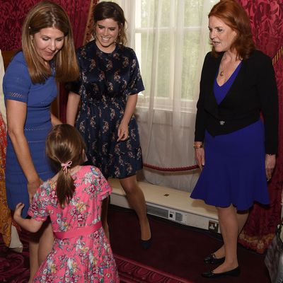 Princess Eugenie and mum Sarah, Duchess of York