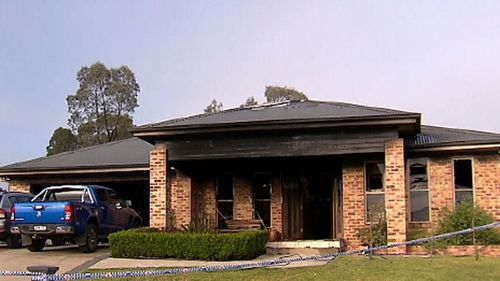 Man, 46, killed in NSW Hunter Valley house fire may have started it himself