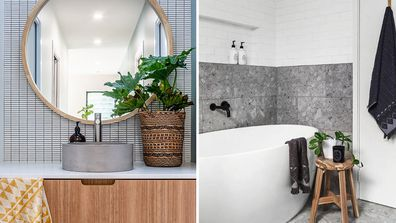 The design trends taking over bathrooms for winter 2020