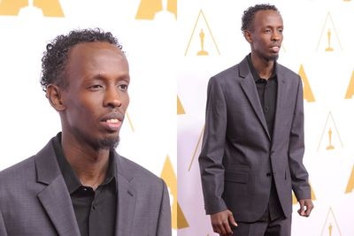 Newcomer Barkhad-Abdi is nominated for Best Supporting Actor in <i>Captain Phillips</i>.