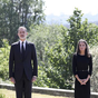 Spanish royal family pay respect to coronavirus victims with minute of silence