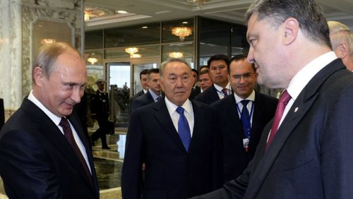 Ukraine announces ceasefire, but Russia refuses to confirm
