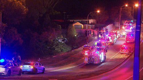 Adelaide Para Hills crash