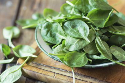 <strong>Spinach</strong>