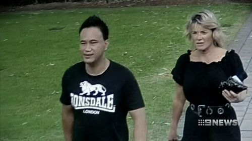 Police have identified the couple. (9NEWS)